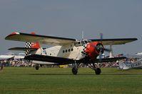 OK-HFL @ EDTS - Antonov 2
