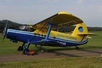 D-FKME @ EDTS - Donau Air Service Antonov 2