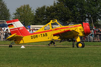 D-FOAB @ EDTS - PZL 106 Kruk