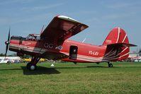 YL-LEI @ EDTS - Antonov 2