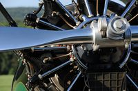 N5729N @ EDTS - Boeing Stearman