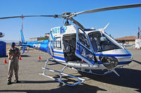 N811HP @ KAPV - N811HP 2001 Eurocopter AS-350B-3 Ecureuil C/N 3404