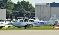 N811CC @ KOSH - Airventure 2013