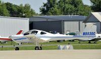 N883DC @ KOSH - Airventure 2013