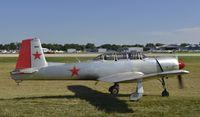 N642K @ KOSH - Airventure 2013