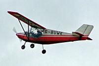 G-BUWK @ EGBP - Rans S.6-116 Coyote II [PFA 204A-12448] Kemble~G 01/07/2005 - by Ray Barber