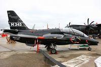 CPX619 @ LFPB - Alenia Aermacchi M-345, Paris-Le Bourget Air Show 2013 - by Yves-Q