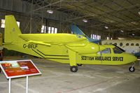 G-BELF - At the Museum of Flight , East Fortune , Scotland