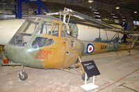 XL762 - At the Museum of Flight , East Fortune , Scotland