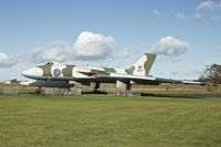 XM597 - At the Museum of Flight , East Fortune , Scotland