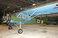 G-BIRW - At the Museum of Flight , East Fortune , Scotland