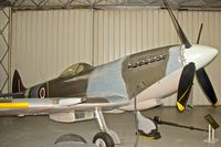 TE462 - At the Museum of Flight , East Fortune , Scotland