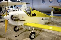 G-AVPC - At the Museum of Flight , East Fortune , Scotland