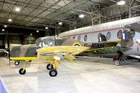 G-AGBN - At the Museum of Flight , East Fortune , Scotland