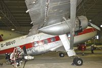 G-BBVF - At the Museum of Flight , East Fortune , Scotland