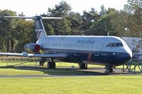 G-AVMO - At the Museum of Flight , East Fortune , Scotland