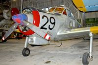 G-BDYG - At the Museum of Flight , East Fortune , Scotland
