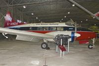 G-ANOV - At the Museum of Flight , East Fortune , Scotland