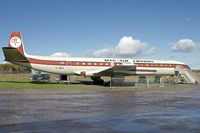 G-BDIX - At the Museum of Flight , East Fortune , Scotland