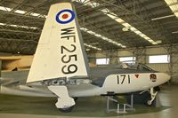 WF259 - At the Museum of Flight , East Fortune , Scotland