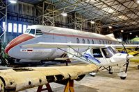 G-AMOG - At the Museum of Flight , East Fortune , Scotland