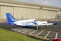 F-HSYS @ EGNX - 2012 Piper PA-34-220T Seneca V, c/n: 3449464 at EMA