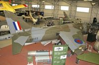 XV277 - At Museum Of Flight , East Fortune , Scotland