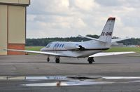 CS-DHQ @ EGHH - Visitor at Signatures. - by John Coates