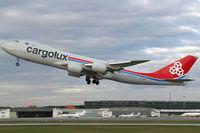 LX-VCB @ VIE - Cargolux - by Joker767
