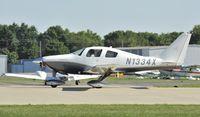 N1334X @ KOSH - Airventure 2013
