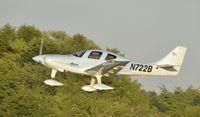 N722B @ KOSH - Airventure 2013