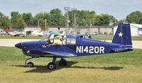 N1420R @ KOSH - Airventure 2013