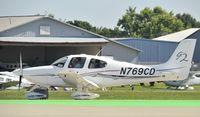 N769CD @ KOSH - Airventure 2013