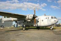 171 @ LFOC - Nord 2501 Noratlas, Canopée Museum Châteaudun Air Base 279 (LFOC) - by Yves-Q