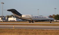 N712FL @ ORL - Citation X