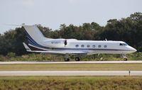N729TY @ ORL - Gulfstream IV