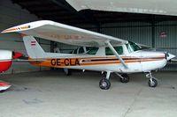 OE-CLA @ LOAG - Cessna 152 [152-84007] Krems~OE 11/07/2009
