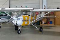D-EJXR @ LOWS - R/Cessna F.150L [1018] Salzburg~OE 16/07/2009 - by Ray Barber