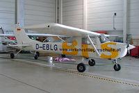 D-EBLG @ LOWS - R/Cessna F.150J [0488] Salzburg~OE 16/07/2009 - by Ray Barber