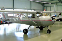 D-ENGI @ EDML - R/Cessna F.150M [1314] Landshut~D 17/07/2009 - by Ray Barber