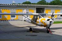 OE-CFT @ LOWS - Cessna 150E [150-61097] Salzburg~OE 16/07/2009