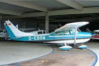D-EBSW @ EDML - Cessna 182J Skylane [182-56859] Landshut~D 17/07/2009 - by Ray Barber