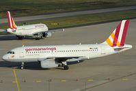 D-AGWP @ EDDK - Germanwings Airbus 319