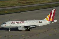D-AGWT @ EDDK - Germanwings Airbus 319