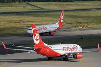 D-ABLF @ EDDK - Air Berlin Boeing 737-700