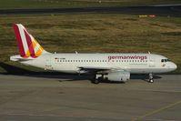 D-AGWM @ EDDK - Germanwings Airbus 319