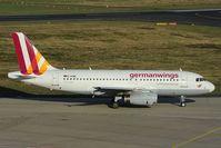 D-AGWL @ EDDK - Germanwings Airbus 319