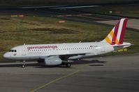 D-AGWX @ EDDK - Germanwings Airbus 319