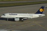 D-AIBA @ EDDK - Lufthansa Airbus 319