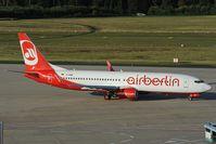D-ABMI @ EDDK - Air BErlin Boeing 737-800